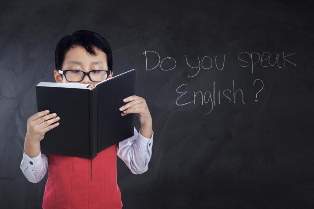 8種方法打造孩子的英文學習環境